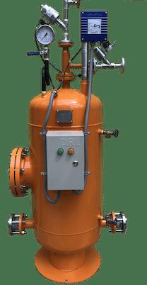 Bomba de retorno de condensados de vapor