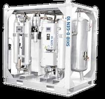 Planta generadora de oxigeno