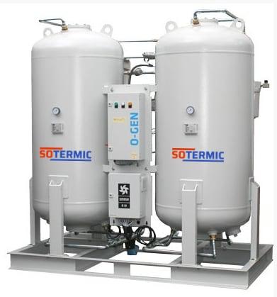 Generador de oxigeno PSA
