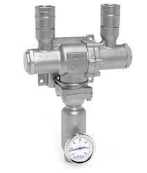 Mezclador agua vapor