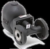 Trampa de flotador para intercambiadores de calor con vapor
