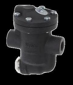 trampa de balde invertido para sistemas de vapor