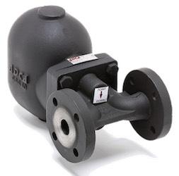 Trampa de vapor de flotador