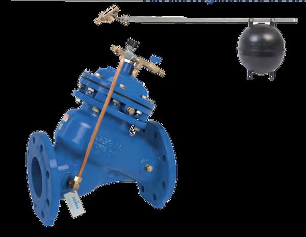 valvula para control de nivel de agua
