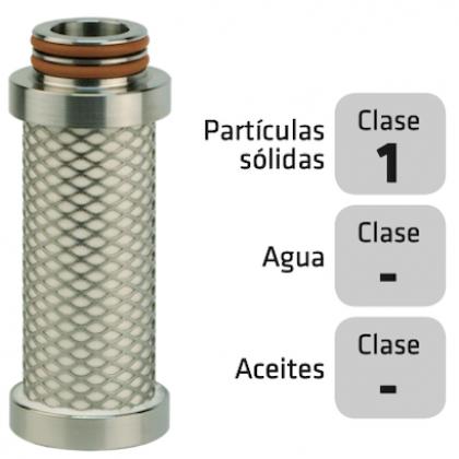 Microfiltro aire comprimido